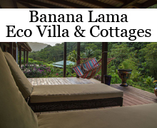 Banana Lama Eco Villa & Cottages